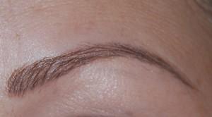 permanent eyebrow
