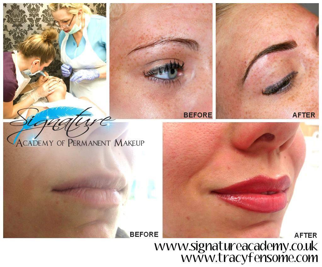 Permanent Makeup Courses Saubhaya