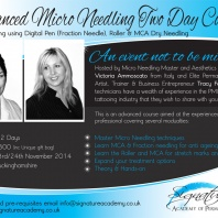 Permanent Makeup Micro Needling comes to Milton Keynes