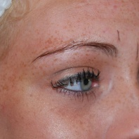 Over plucked brows? Get permanent makeup